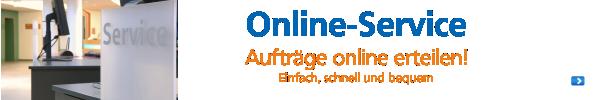 Banner Online-Service