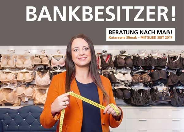 Bankbesitzer - Beratung nach Maß