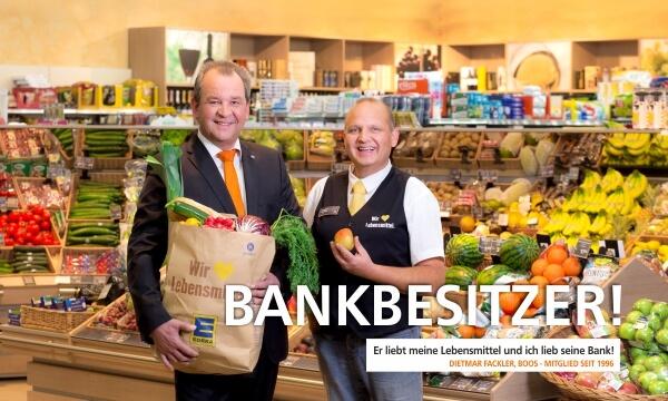 Bankbesitzer - Fackler