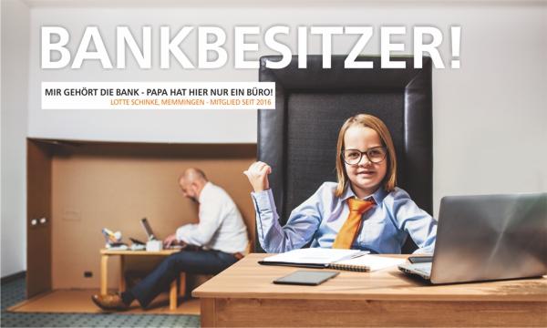 Bankbesitzer - Schinke