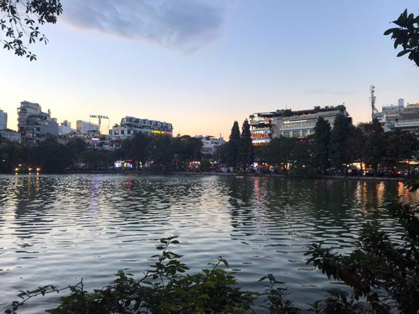 Hanoi - Eindruck 1