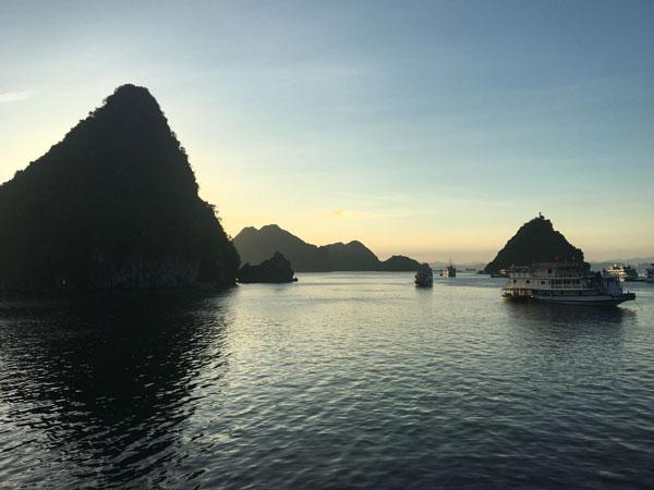 Halong Bay - Eindruck 4