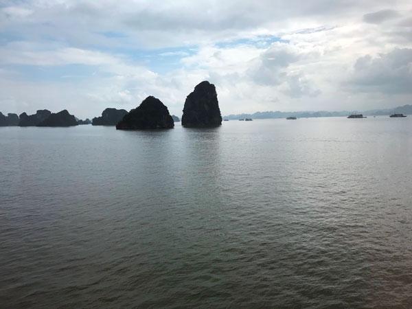 Halong Bay - Eindruck 1