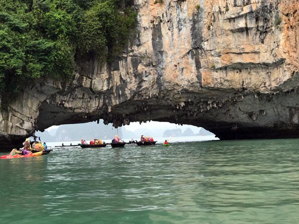 Halong Bay - Eindruck 2