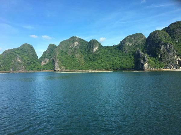Halong Bay - Eindruck 3