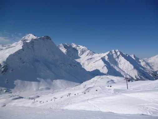 Tolles Skigebiet