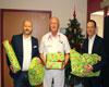 Übergabe Weihnachtsgeschenke an die Kinderklinik Memmingen