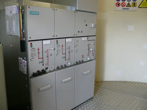 Technische Ausstattung - Windkraftanlage Hoppberg