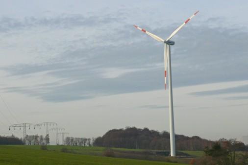Grossbild Windkraftanlage Hoppberg 2