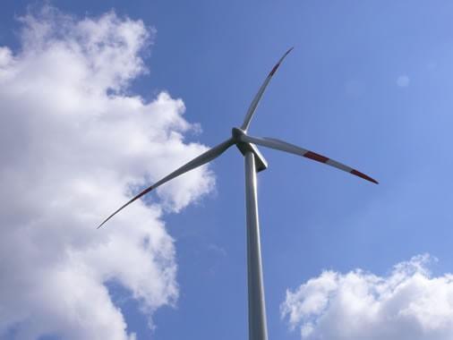 Windkraftanlage Lohberg