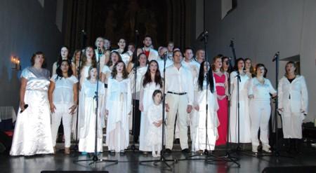 Joy of Voice in Weiß
